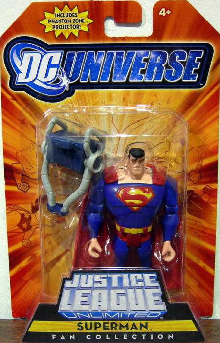 Superman DC Universe, phantom zone projector