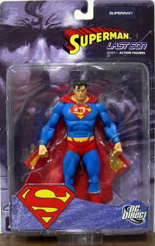 Superman- Last Son- Superman DC Direct