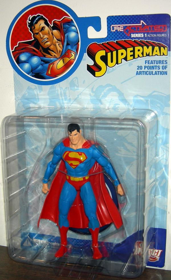 Superman Reactivated