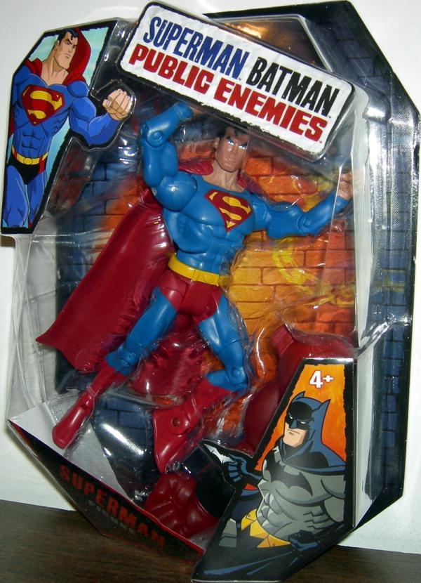 Superman Superman Batman Public Enemies