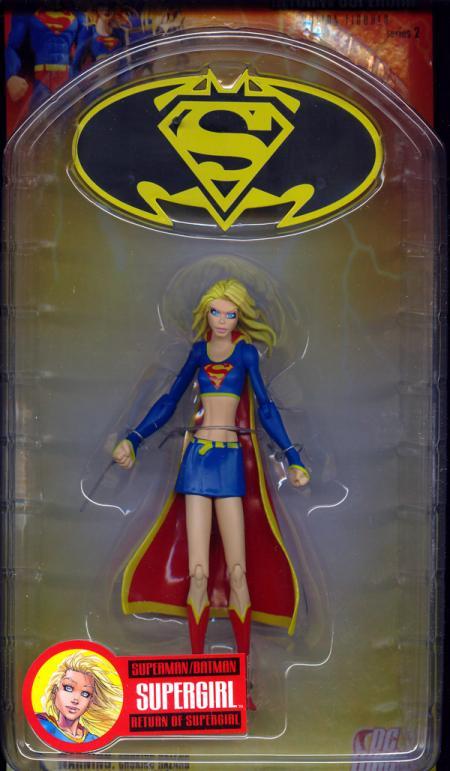 Superman Batman- Series 2- Return Supergirl- Supergirl