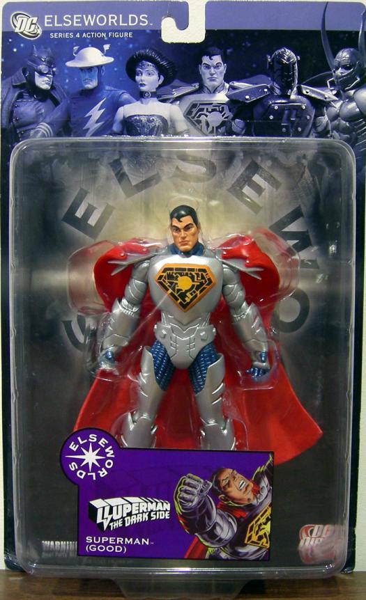 Superman Good Elseworlds Series 4 Action Figure DC Direct
