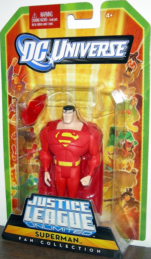 Superman Red Fan Collection