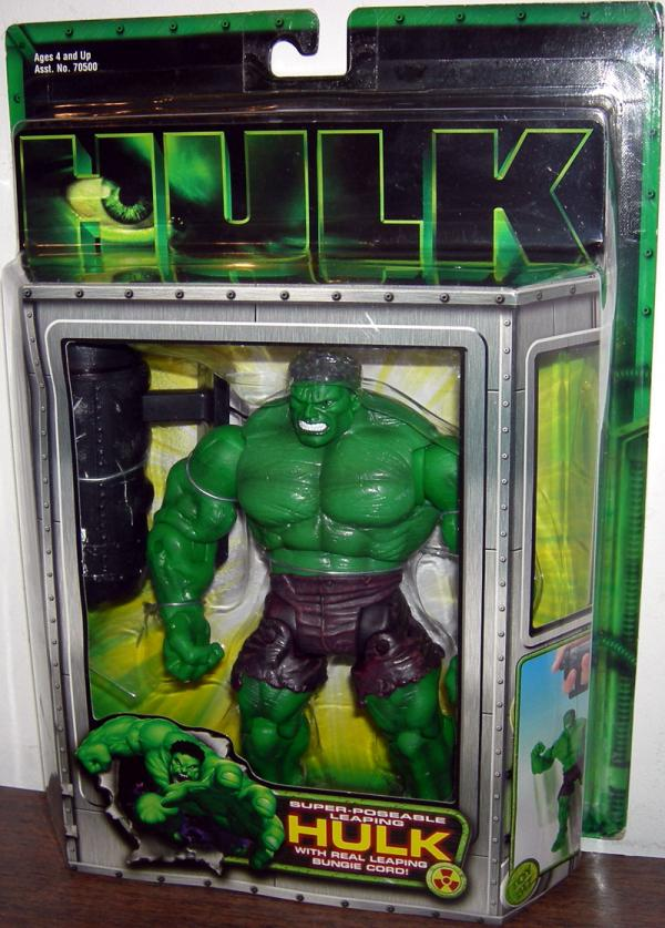 Super-Poseable Leaping Hulk movie