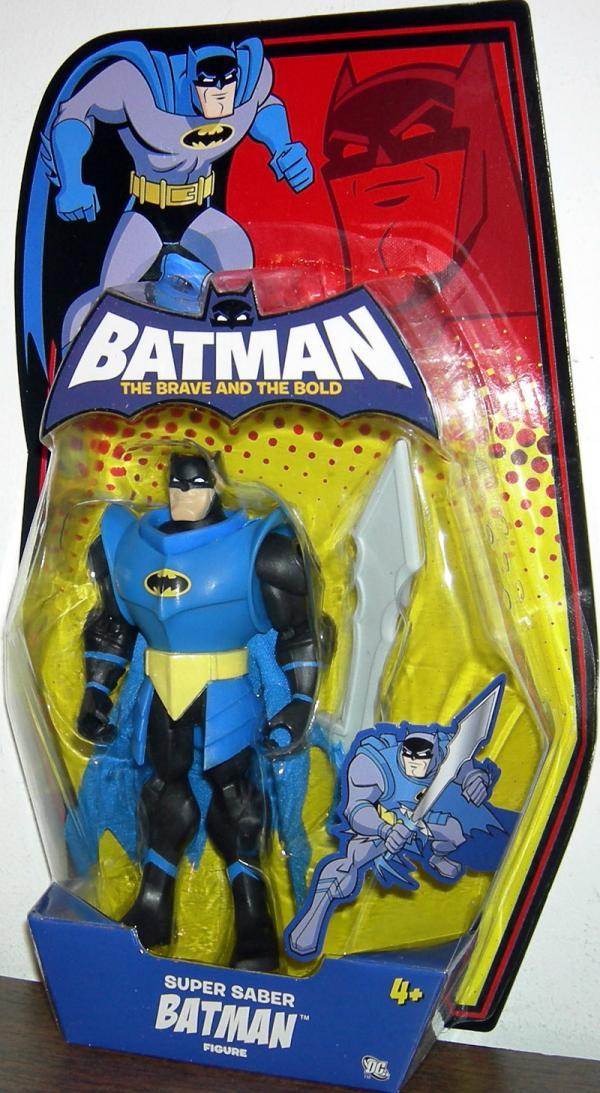 Super Saber Batman