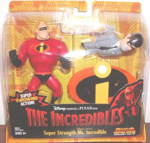 Super Strength Mr Incredible