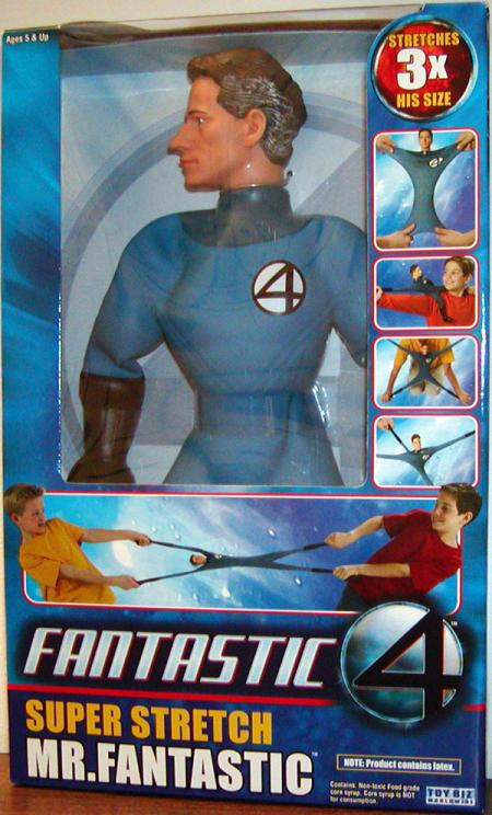 Super Stretch Mr Fantastic