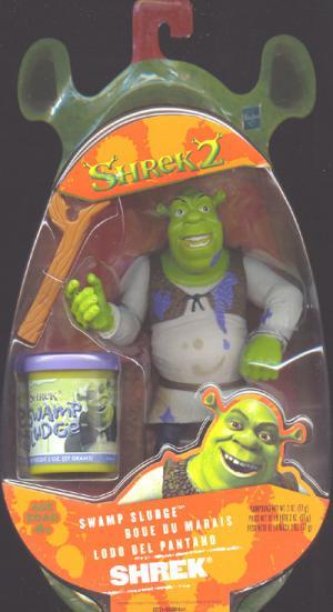 Swamp Sludge Shrek