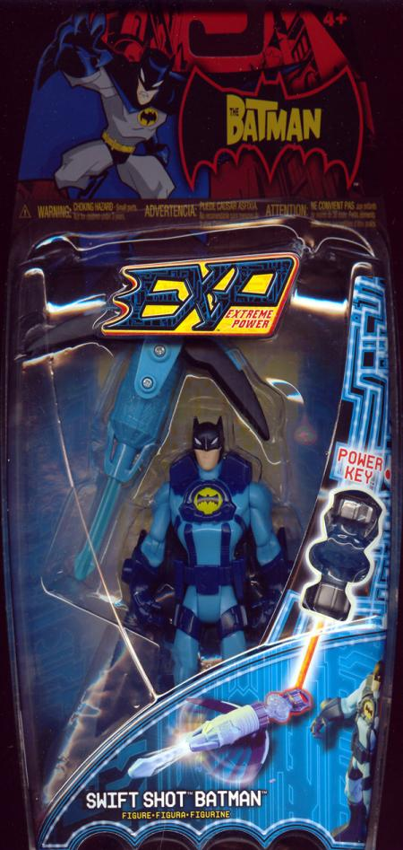 Swift Shot Batman EXP