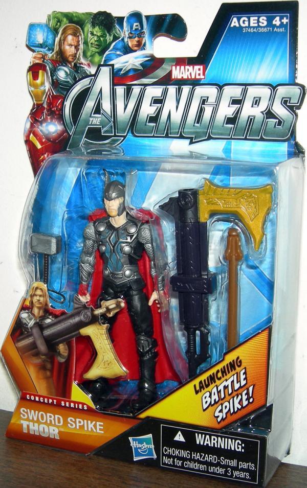 Sword Spike Thor 06 Avengers