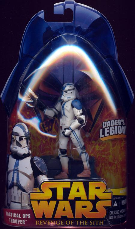 Tactical Ops Trooper Revenge Sith, 65