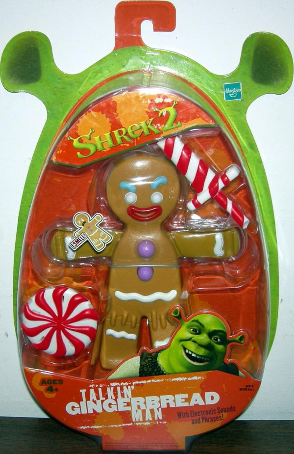 Talkin Gingerbread Man