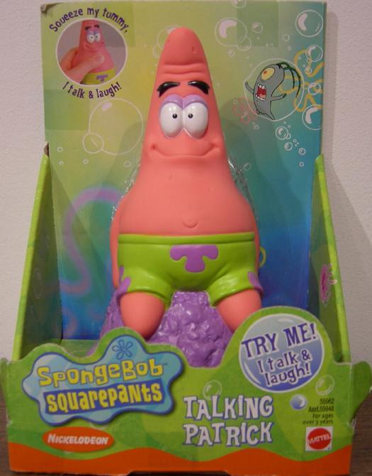 Patrick Talking