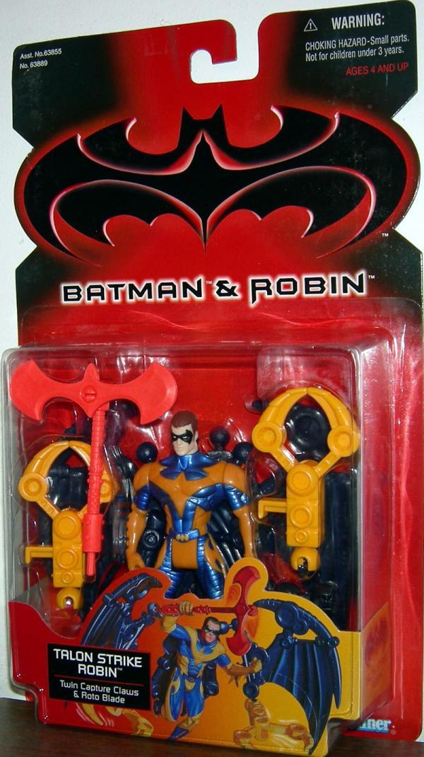 Talon Strike Robin Batman Robin