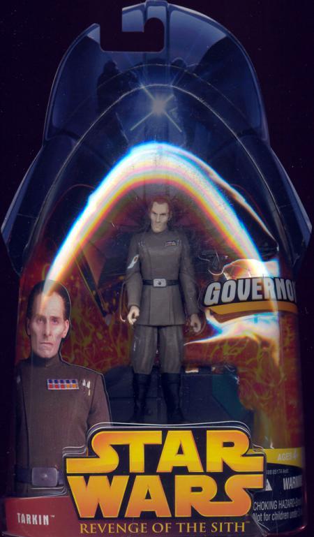 Tarkin Figure Revenge Sith 45 Star Wars Hasbro