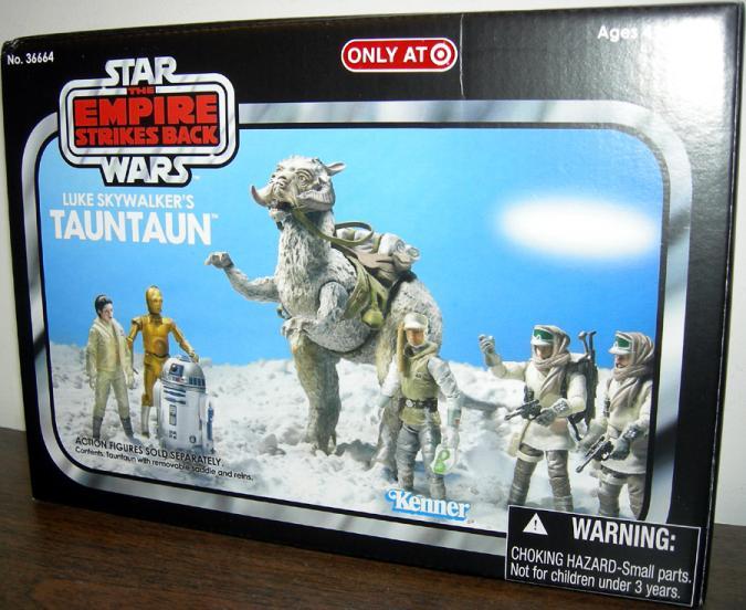 Luke Skywalkers Tauntaun Target Exclusive