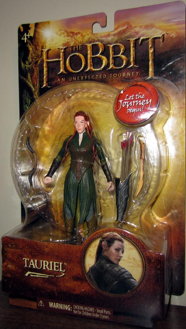 Tauriel Action Figure The Hobbit The Bridge Direct Inc