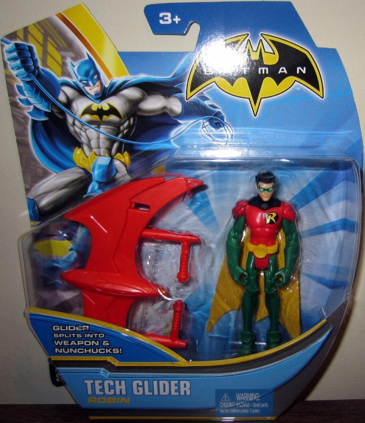 Tech Glider Robin Batman action figure
