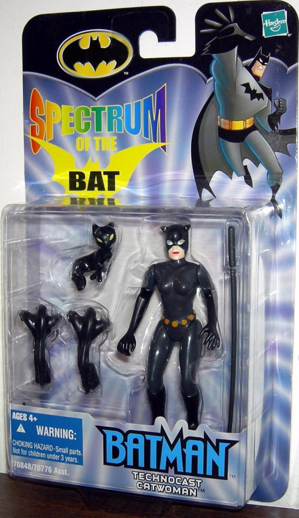 Technocast Catwoman