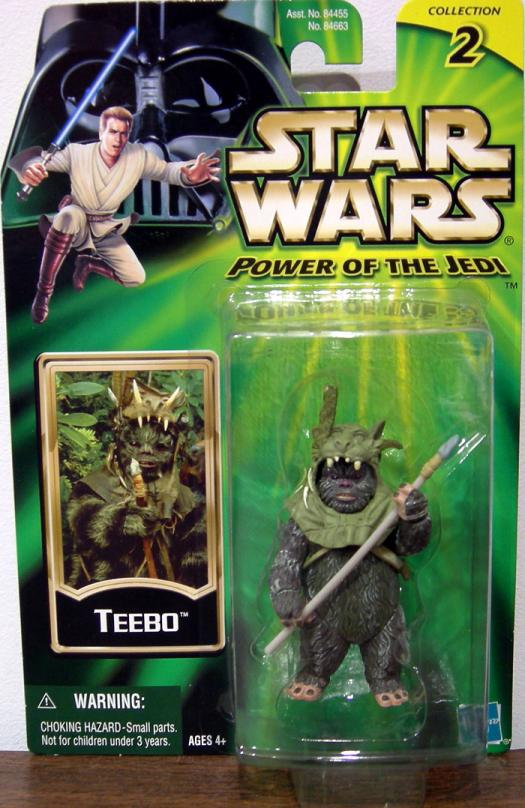 Teebo Power Jedi