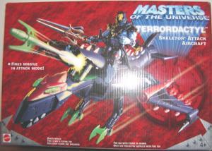 Terrordactyl Skeletor Attack Craft Masters Universe action figure