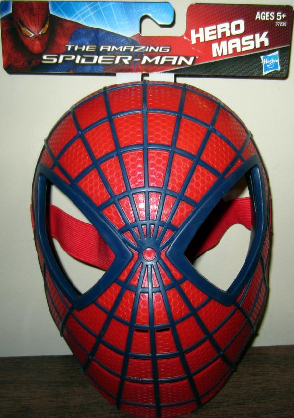 Amazing Spider-Man Hero Mask