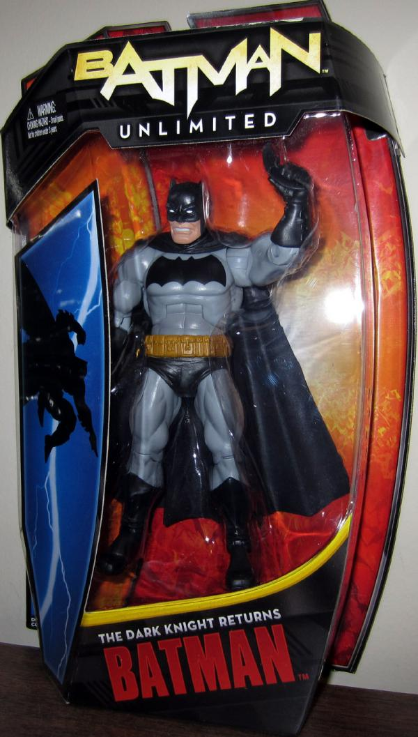Batman Unlimited Dark Knight Returns Action Figure
