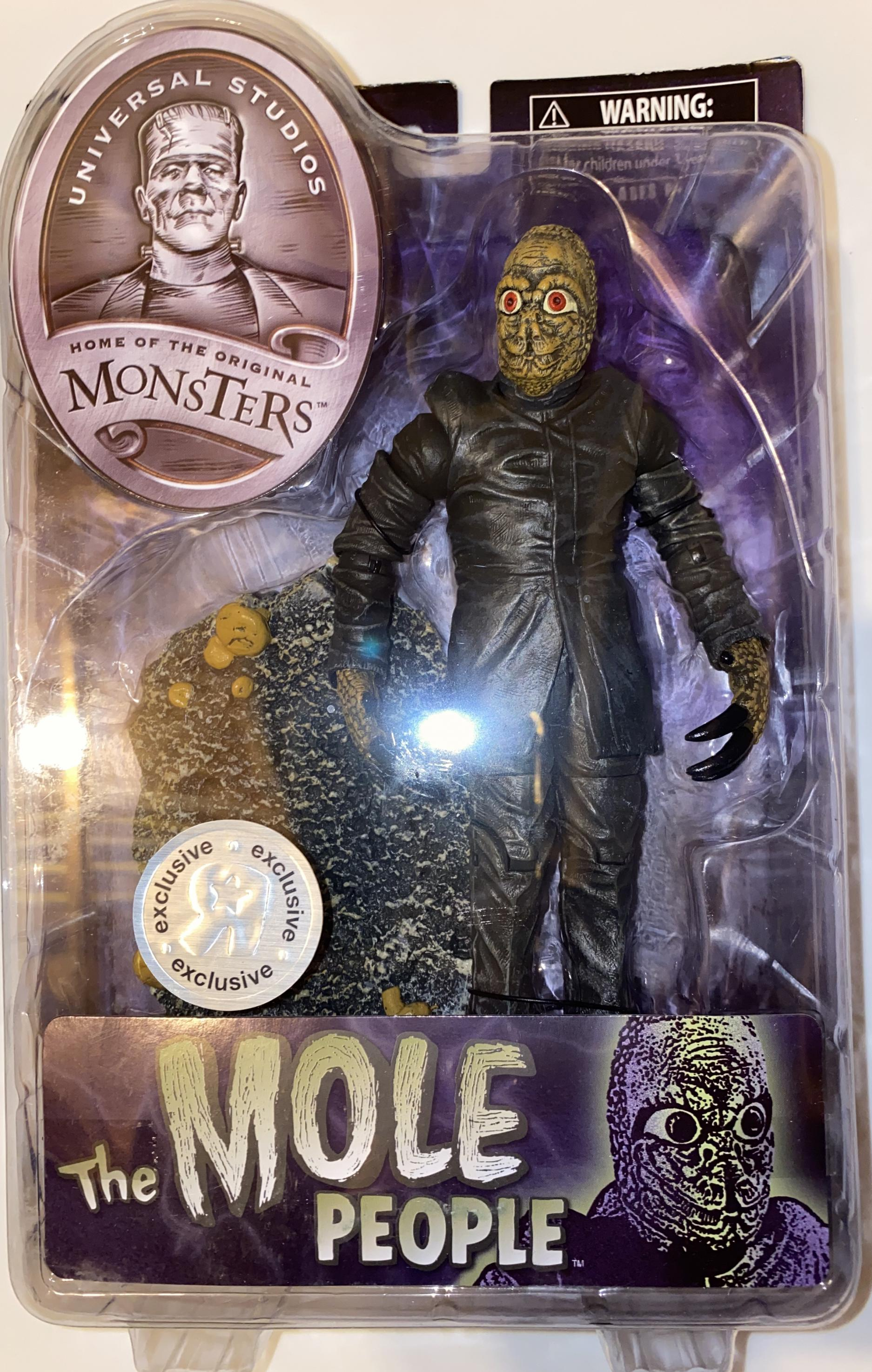 The Mole People Action Figure Universal Studios Toys R Us Exclusive