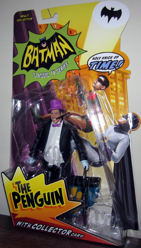 Penguin Batman Classic TV Series action figure