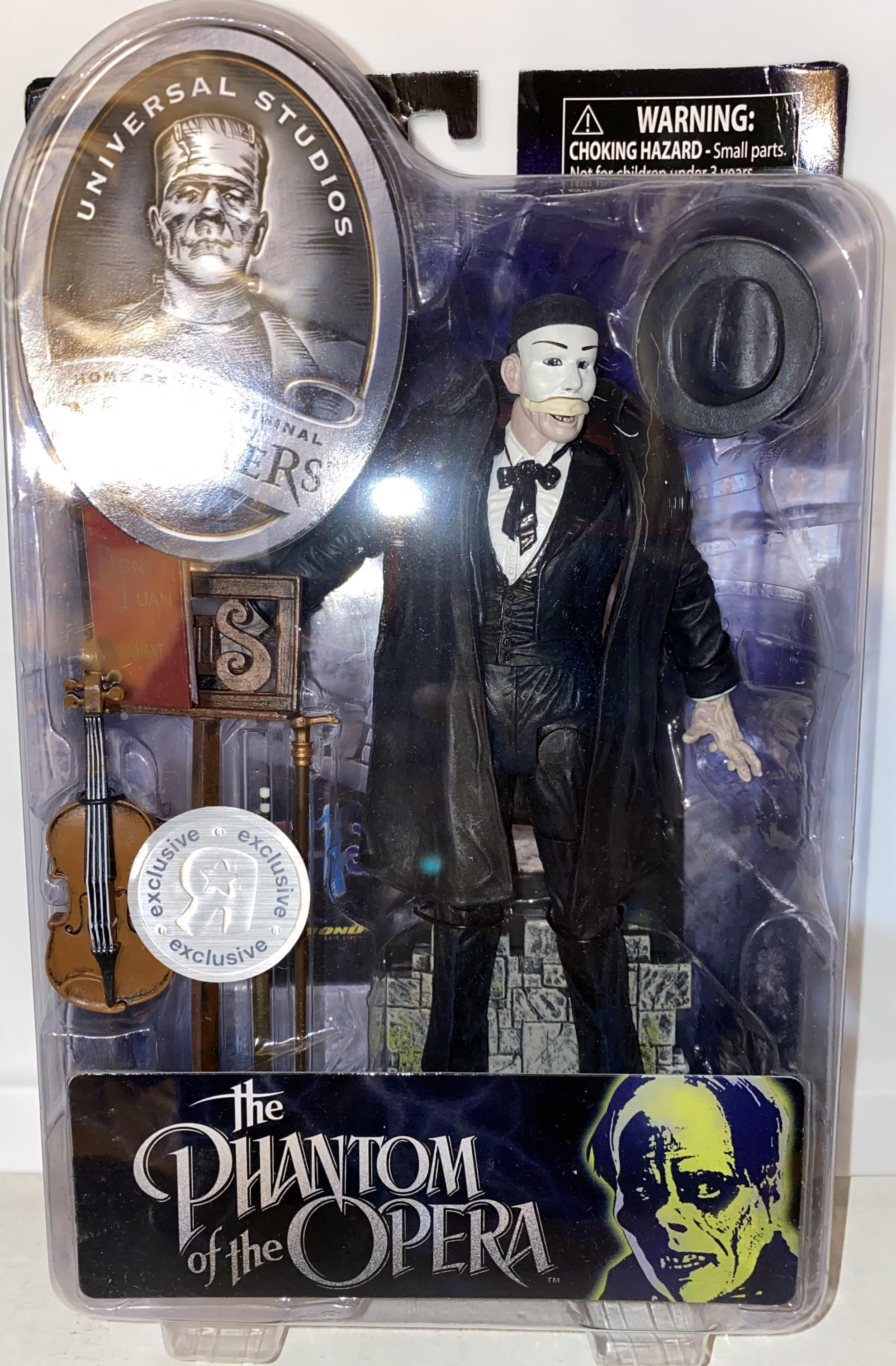 The Phantom Of The Opera Action Figure Universal Studios Toys R Us Exclusive