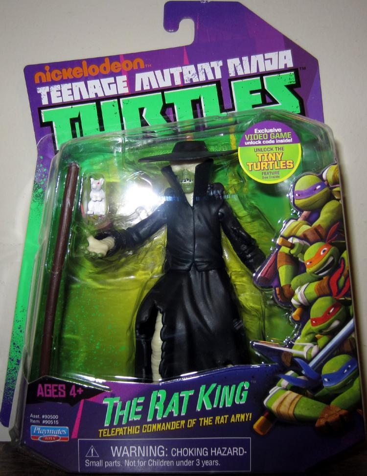 Rat King Figure Nickelodeon Teenage Mutant Ninja Turtles