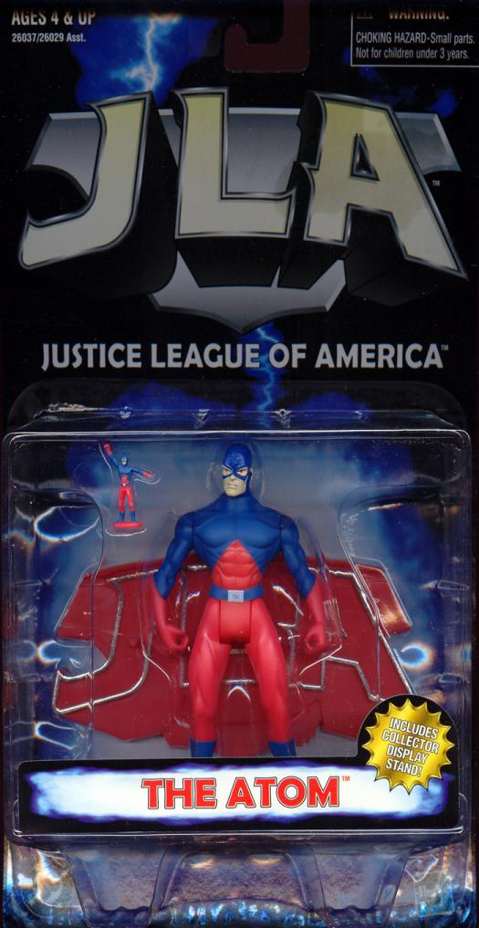 The Atom Justice League America, series IV