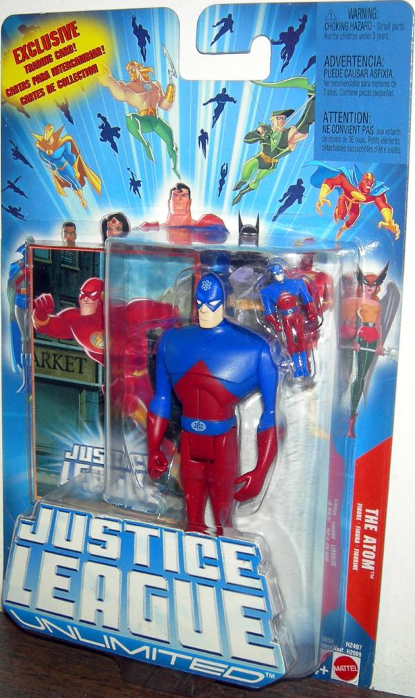 The Atom Justice League Unlimited