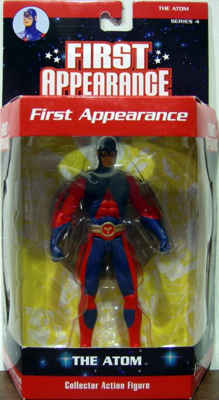 The Atom First Appearance