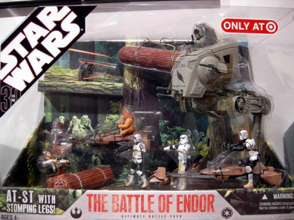 The Battle Endor Target Exclusive