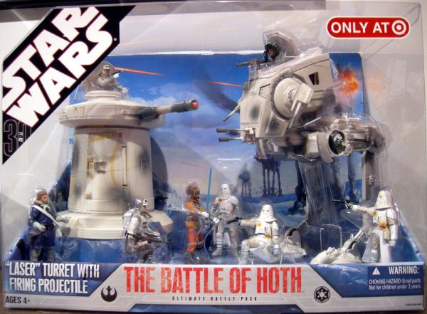 The Battle Hoth Target Exclusive