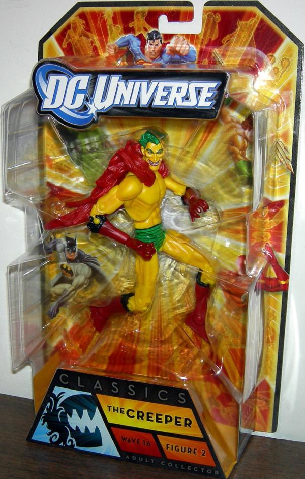 The Creeper DC Universe Classics action figure
