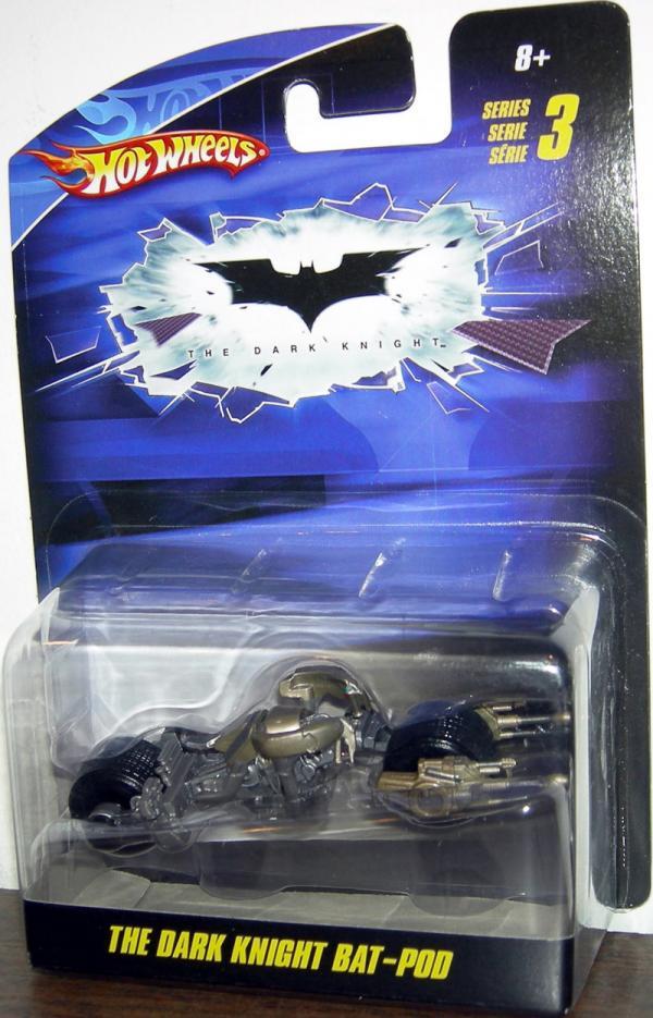 The Dark Knight Bat-Pod 1-50