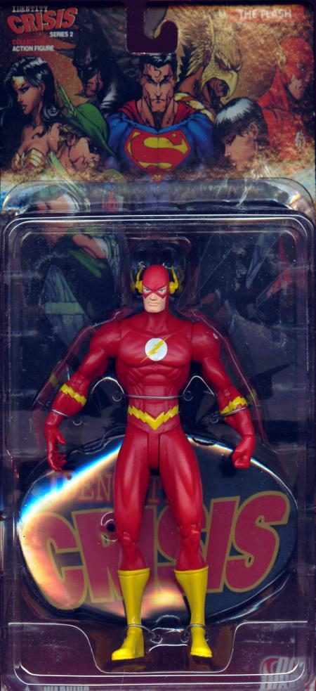 The Flash Identity Crisis, series 2