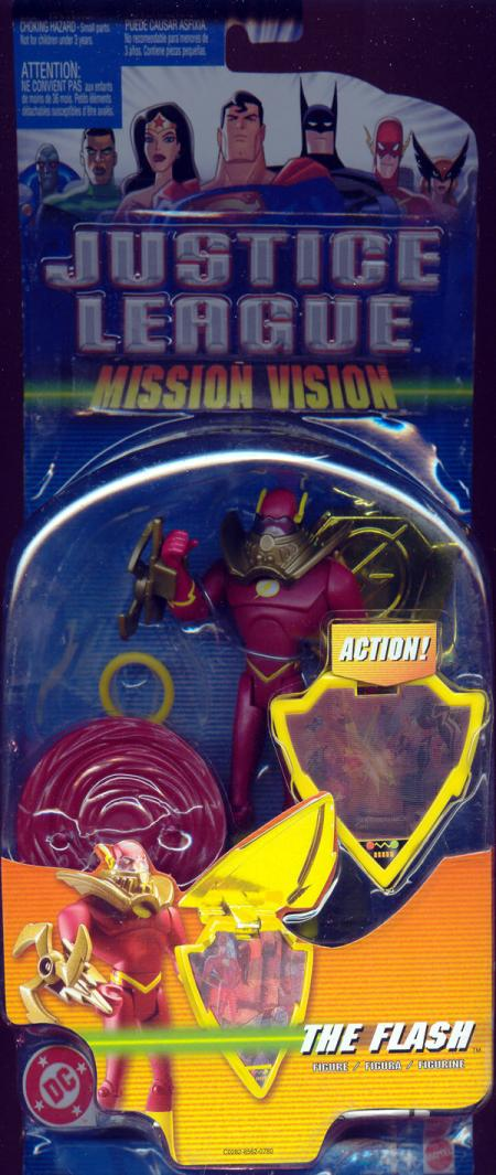 The Flash Mission Vision 2