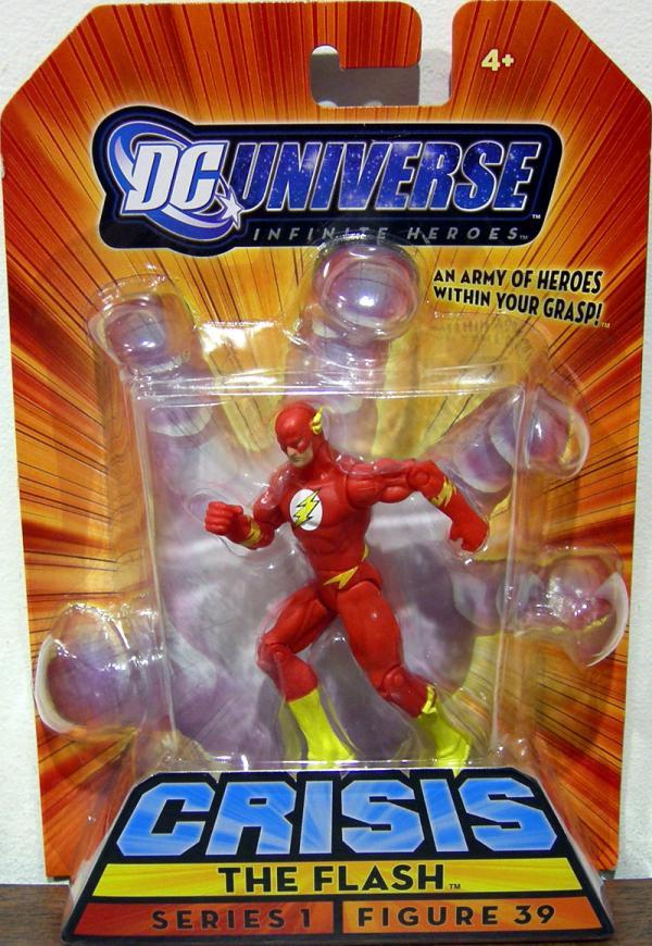 The Flash Infinite Heroes, figure 39