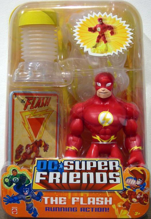 The Flash DC Super Friends