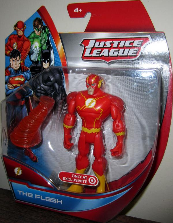 Flash Justice League Target Exclusive action figure
