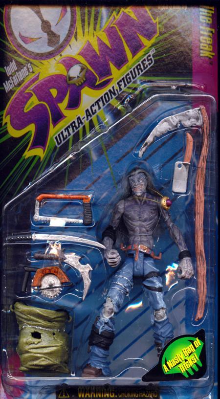 Freak Spawn Repaint Action Figure McFarlane Toys