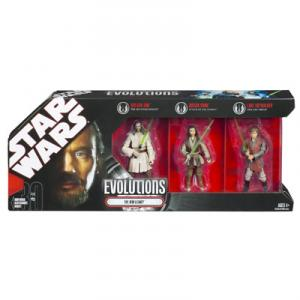 The Jedi Legacy Evolutions 3-Pack 30th Anniversary