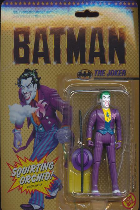 The Joker DC Super Heroes