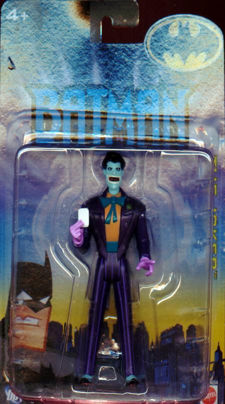 Joker Figure 2005 Mattel Purple Suit Batman