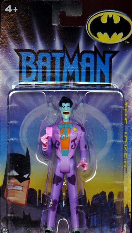 The Joker 2006 Action figure Batman Mattel