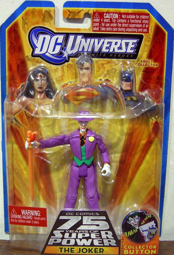 The Joker Infinite Heroes, 75th Anniversary