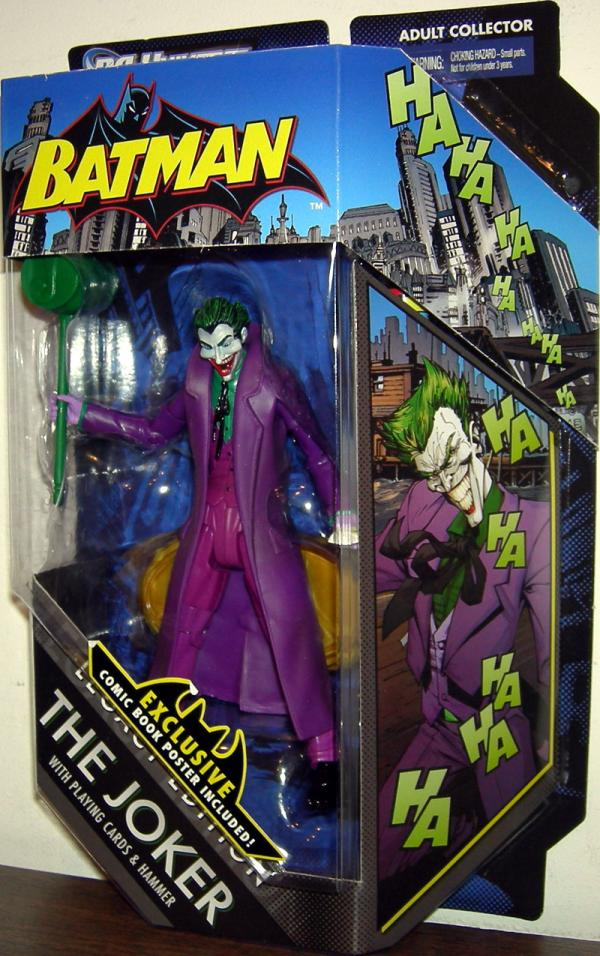 The Joker DC Universe Legacy Edition Action Figure
